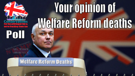 Welfare Reform Deaths